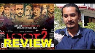 Cinebar: Loot 2 Review   Saili video Actor Gaurav Pahadi - 24 February 2017, Full Episode 2