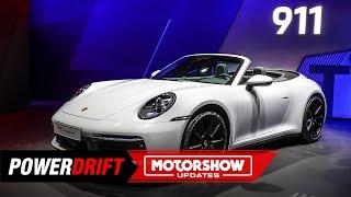 Porsche 911 coupe: The entry-level 911 : IAA 2019 : PowerDrift