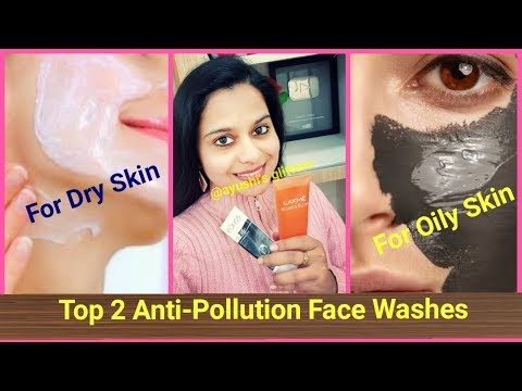 Get Crystal Clear Skin | Anti-Pollution Face Washes Review