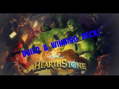 How to Build Winning Hearthstone Decks!