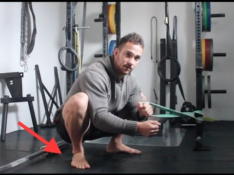 Mobility Series EP 1: Ankles (Increase Your Squat)