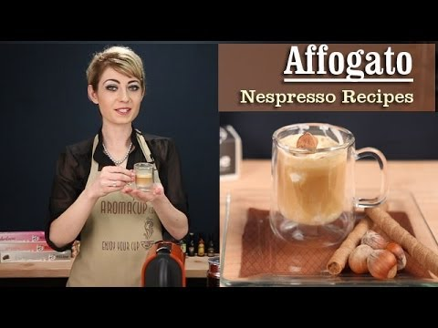 How to Make a perfect Affogato with the Nespresso Machine