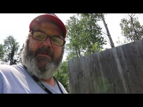 Grandpa's Farm - Pig pen building and what is a hog panel?