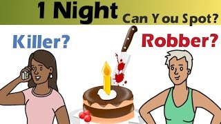 Riddles Popular On Murder Mystery & Crime | Detective Riddles | Can you solve it? | Epic Mind Teaser