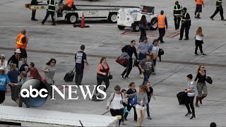 Shooting at Ft. Lauderdale Airport Leaves 5 Dead, 8 Injured