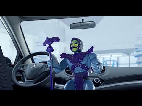 Skeletor the car salesman - Honda commercial