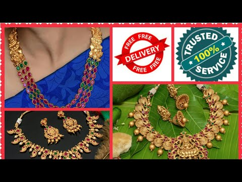 1 gram gold jewelry with price