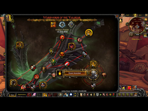 WoW - Fury Warrior Concordance of The Legionfall