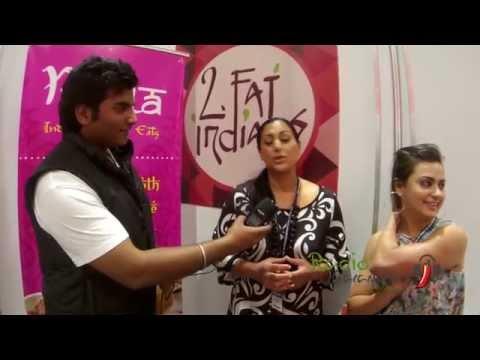 IGA Perth Royal Show 2014 Shelly of Mela Restaurant RJ Harry RGM