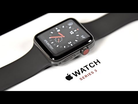 Apple Watch Series 3: Unboxing & Review