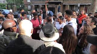EXCLUSIVE: Residents Talk to Latest on Grenfell Tower Fire