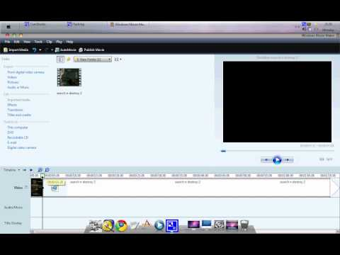 How To Do Fast And Slow Motion Effect On Windows Movie Maker.