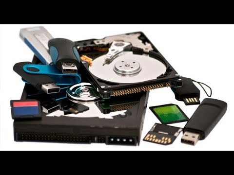 Recover Deleted Files From Windows PC / External Hard Drives / Memory Cards