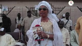 Visite De Proximite De Sokhna Fat Bintou Pouye Pour La Reelection De Macky Sall