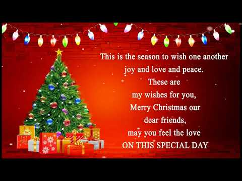 Merry Christmas 2017 Greetings, Quotes, Wishes, and Whatsapp Images