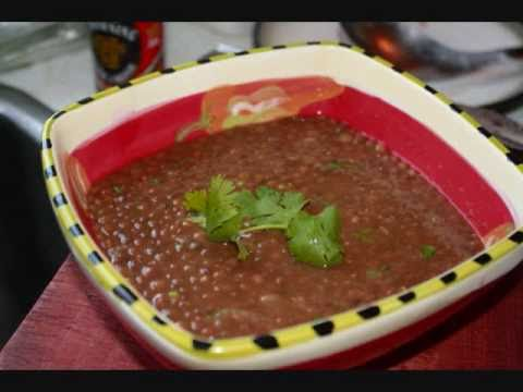 Trinidad Stewed Lentils Recipe