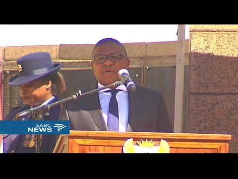 Tribute to fallen SAPS members held in Pretoria