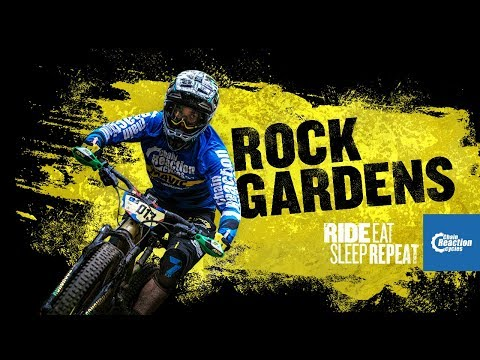 Ride rock gardens like Sam Hill!