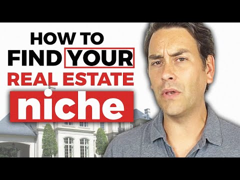 Finding a Real Estate Niche