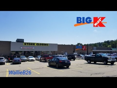 Kmart Closing & Going Out Of Business in Belle Vernon, Pa CLOSED ON SEPTEMBER 3, 2017
