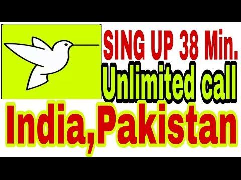 1000 Minute  Daily unlimited  call india Pakistan  bangladesh