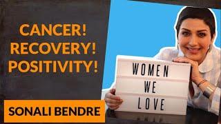 Women We Love: Sonali Bendre I Rajeev Masand