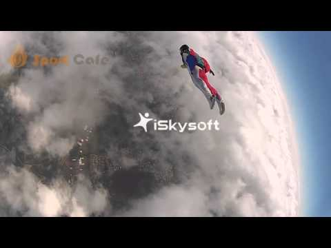 Learning to fly Wingsuit Jump #6