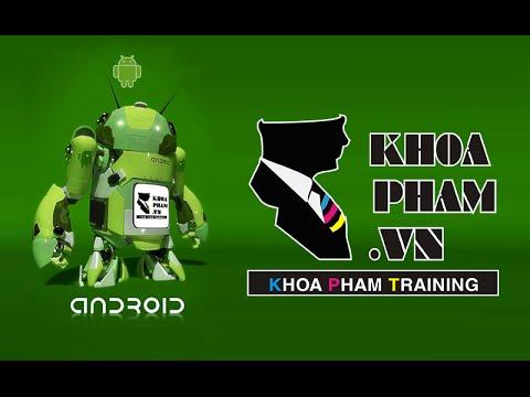 Bài 2/6: Android + NodeJS + SocketIO: Viết ứng dụng CHAT ÂM THANH như Zalo