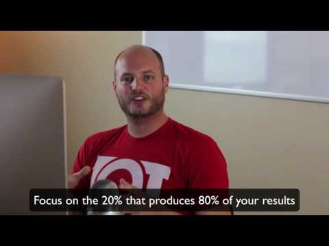 Pareto's Law - Why you should apply it to your business - Kingpinning 101