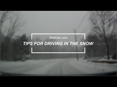 How to Drive in the Snow