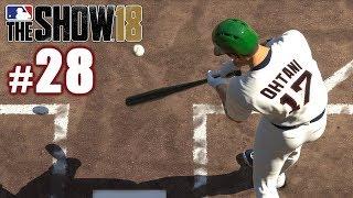 OHTANI THE HERO! | MLB The Show 18 | Diamond Dynasty #28