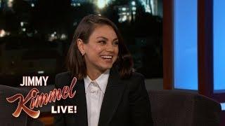 Guest Host Shaq Interviews Mila Kunis
