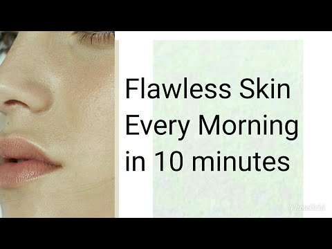 Flawless glowing clear skin at home|home remedy for glowing clear skin