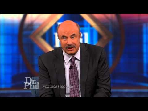 """Cold Case Prosecutor Explains Why Convicted Murderer Gave Him the """"Creeps"""" -- Dr. Phil"""