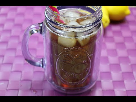 How to Make Sweet Tea -  Southern Sweet Tea Recipe