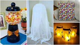 CHEAP AND EASY DIY HALLOWEEN CRAFTS #2 | PINTEREST INSPIRED