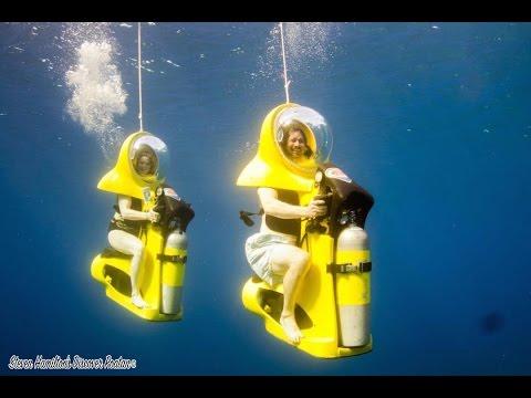 BOSS Underwater Adventure Roatan