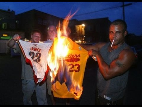 10 Reasons Why People Hate LeBron James