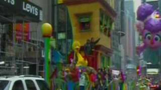 1-2-3 Sesame Street  2009 Thanksgiving Day Parade