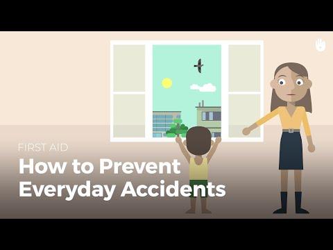 Prévenir les accidents du quotidien | First Aid