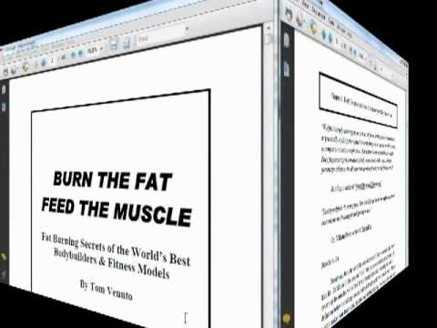 Burn The Fat Feed The Muscle Review- A Step by Step Guide on How To Burn The Fat Feed The Muscle