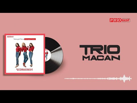 Trio Macan Setengah Beras Setengah Ketan