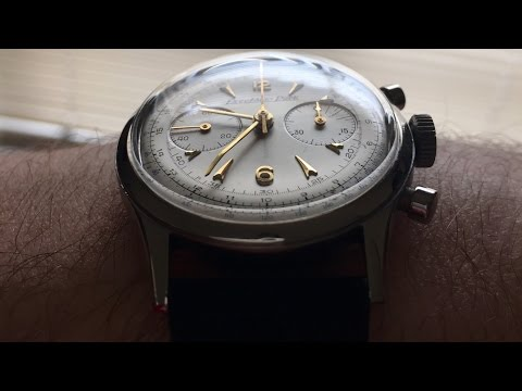 Watch Polishing for the Vintage Watch Collector (Excelsior Park Chronograph Case Study)
