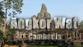 Angkor Wat,  Cambodia,  Siem Reap, HD