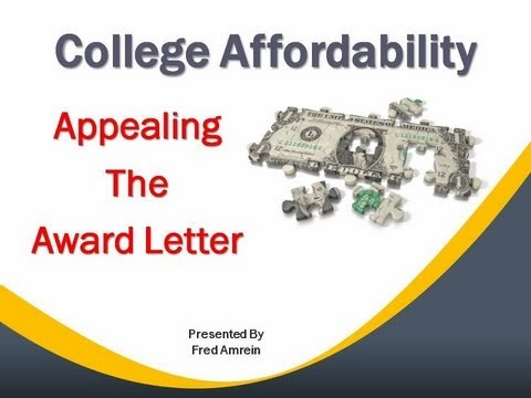 Financial Aid Appeal Process