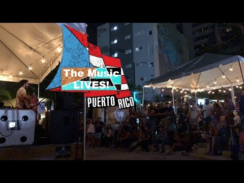 Puerto Rico: The Music Lives. April 29, 2018