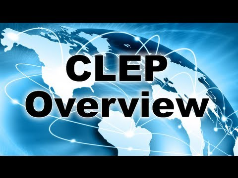 CLEP Test Overview - Understand Your CLEP Test Options