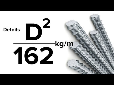 Formula (D²/162.2 Kg/m) Details _ Unit Weight Of MS Steel Bar Formula