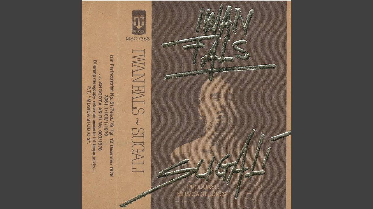 Iwan Fals - Sugali
