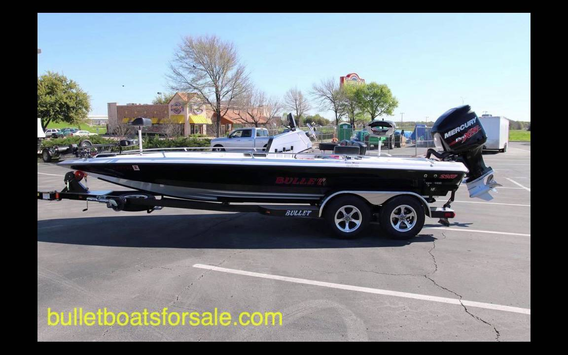 Bullet Boats For Sale - 2016 SF22 Flats Boat $63,997